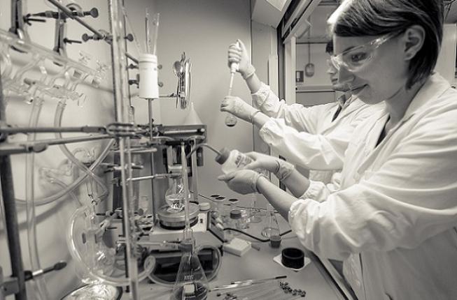Collegamento a Studiare Chimica a Padova