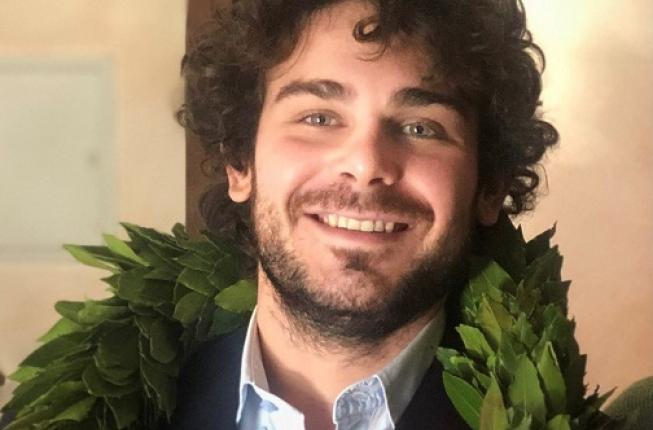 Collegamento a Premio di Laurea TMP-2021 al Dott. Francesco Coin