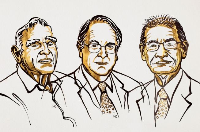 Collegamento a The Nobel Prize in Chemistry