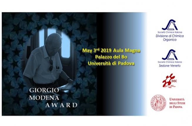 Collegamento a Giorgio Modena Award