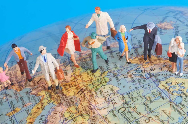 Collegamento a A European way to a sustainable society